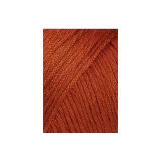 Lang Yarns Omega bruin oranje 0075