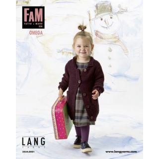 Lang Yarns Omega Patronenboek kinderkleding