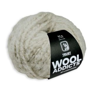 Lang Yarns Wooladdicts Trust - 026 beige