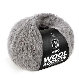 Lang Yarns Wooladdicts Water - 003 light grey