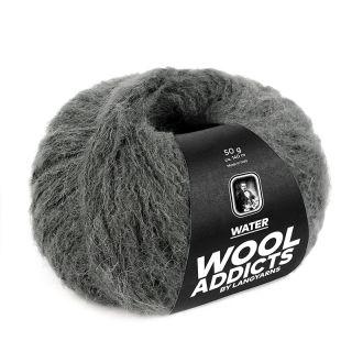 Lang Yarns Wooladdicts Water - 005 medium grey