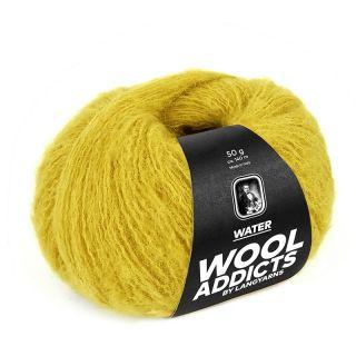 Lang Yarns Wooladdicts Water - 011 oker gold