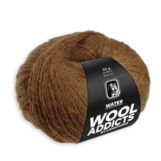 Lang Yarns Wooladdicts Water - 015 caramel