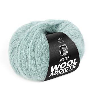 Lang Yarns Wooladdicts Water - 074 aqua