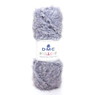 DMC Mellow - 001 lichtgrijs