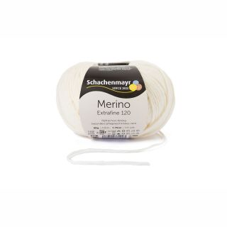 Merino Extrafine 120 - 00102 cream - SMC