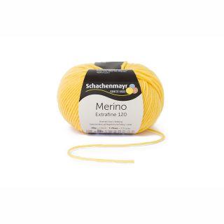Merino Extrafine 120 - 00120 geel - SMC
