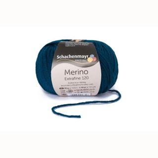 Merino Extrafine 120 - 00164 teal - SMC