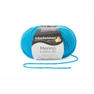 Merino Extrafine 120 - 00168 turquoise - SMC