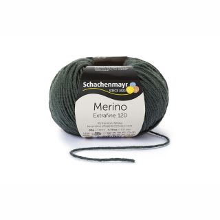 Merino Extrafine 120 - 00171 olijf - SMC