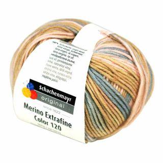 Merino Extrafine Color 120 - 00480 beige mix - SMC