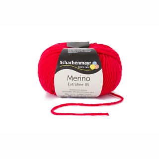 Merino Extrafine 85 - 00231 cherry - SMC