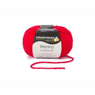 Merino Extrafine 85 - 00231 cherry - SMC