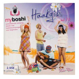 Myboshi Kleine Haakgids 7.0 flowerpower
