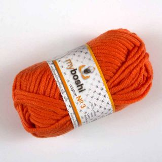 MyBoshi wol Nr 3 - orange 331