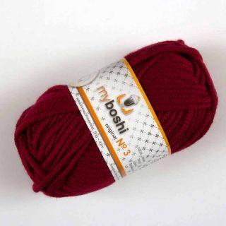 MyBoshi wol Nr 3 - bordeaux 335