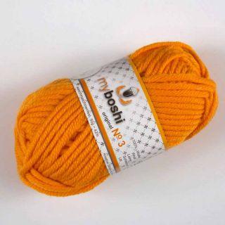 MyBoshi wol Nr 3 - abrikoos 337
