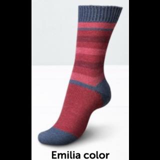 Regia sokkenwol Pairfect Partnerlook Emilia Color - 07134