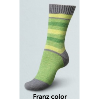 Regia sokkenwol Pairfect Partnerlook Franz Color - 07129