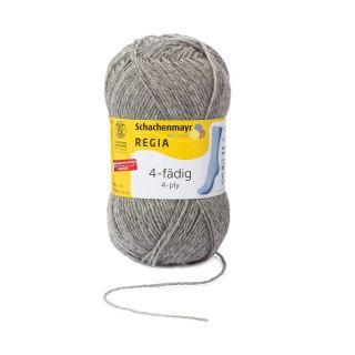 Regia sokkenwol 4-draads flanel gemeleerd 33 - Schachenmayr