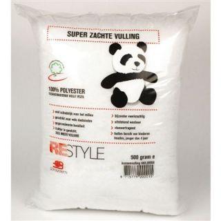 Superzachte kussenvulling 500 gram - Restyle