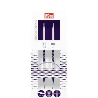 Rondbreinaald ergonomisch 3,5 mm - 80 cm - Prym