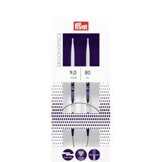 Rondbreinaald ergonomisch 9,0 mm - 80 cm - Prym