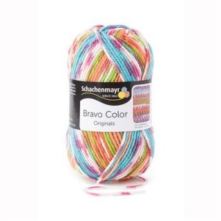 Schachenmayr Bravo Color 2081 - Halloween Jacquard