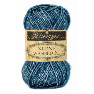 Stone Washed XL - Blue Apatite 845