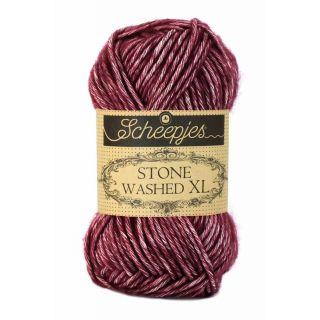 Stone Washed XL - Garnet 850