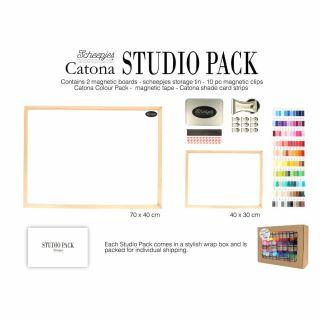 Scheepjes Catona - Studio pack
