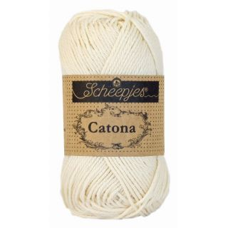 Catona katoen 25 gram Old Lace 130 - Scheepjes
