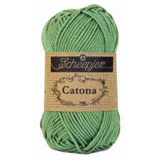 Catona katoen Sage Green 212 - Scheepjes