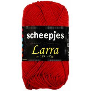 Larra katoen 7400 rood