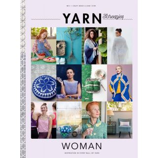 YARN bookazine nr 5 - Woman - Scheepjes