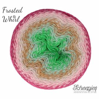 Scheepjes Whirl Frosted - 322 Skinny Scream