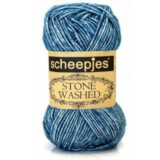 Stone Washed - Blue Apatite 805