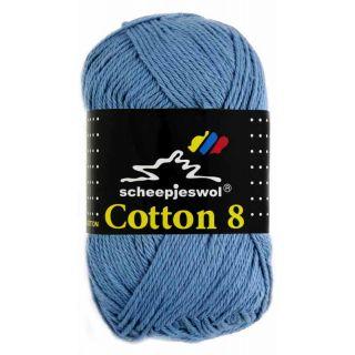 Scheepjeswol Cotton 8 jeans 711