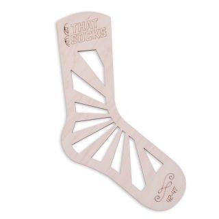 Sockblocker mt 42 - 47 - DenDennis - Mr Knitbear