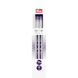Sokkenbreinaalden ergonomisch 5,0 mm - 20 cm - Prym