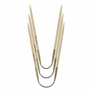 Addi CraSyTrio bamboo 24 cm - 4,0 mm