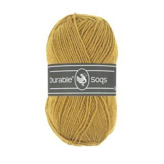 Sokkenwol Durable Soqs - 2145 Golden olive