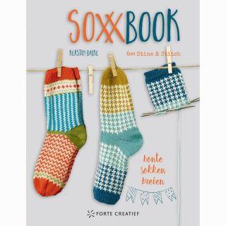 Soxx book - breiboek