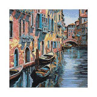 Diamond Painting Venice - Wizardi
