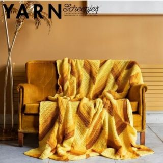 Haakpakket Winter Sun Blanket - Yarn 10