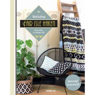 Workshop Fair Isle Haken - haakboek