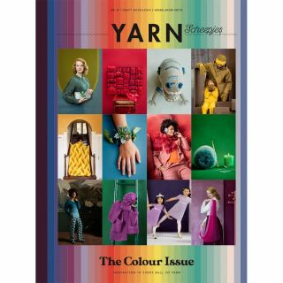 YARN bookazine nr 10 - The Colour Issue - Scheepjes