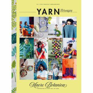 YARN bookazine nr 11 - Macro Botanica - Scheepjes